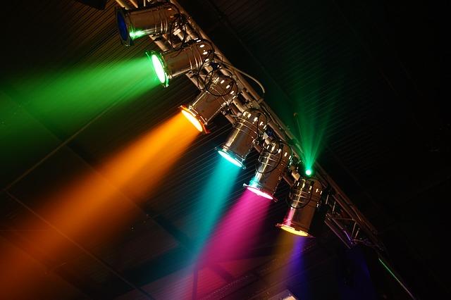 barevné reflektory