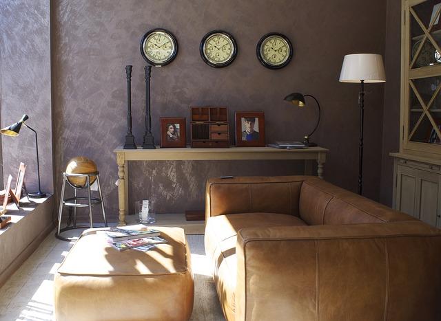 výzdoba obýváku