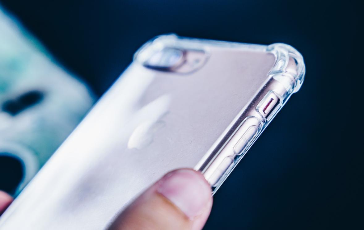 Gelové obaly pro iPhone SE